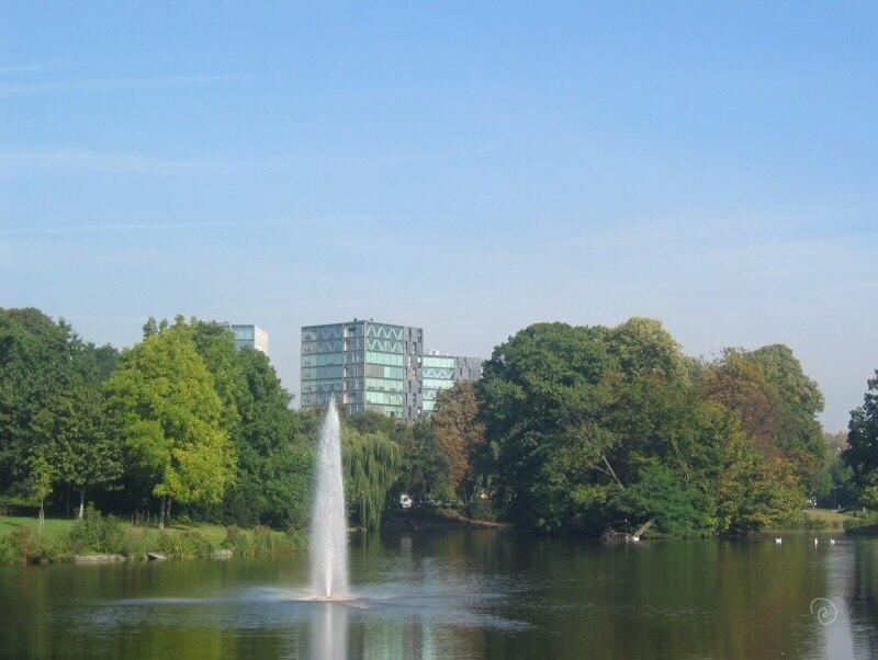 ¿Qué ver en Breda? Wilhelminapark