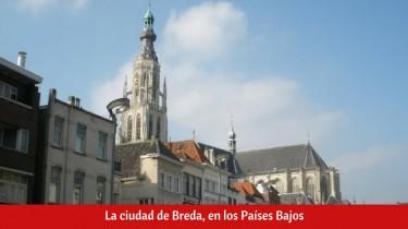 La ciudad de Breda, en los Países Bajos