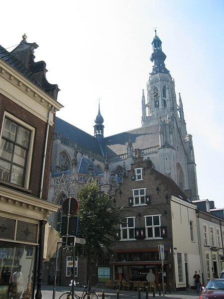 Catedral gótica GroteKerk