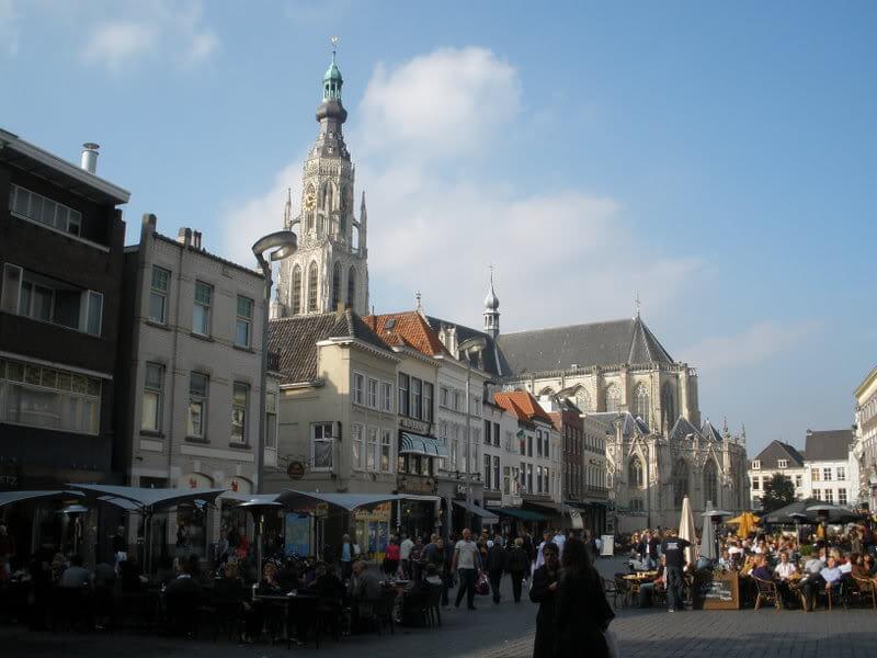 Centro de Breda