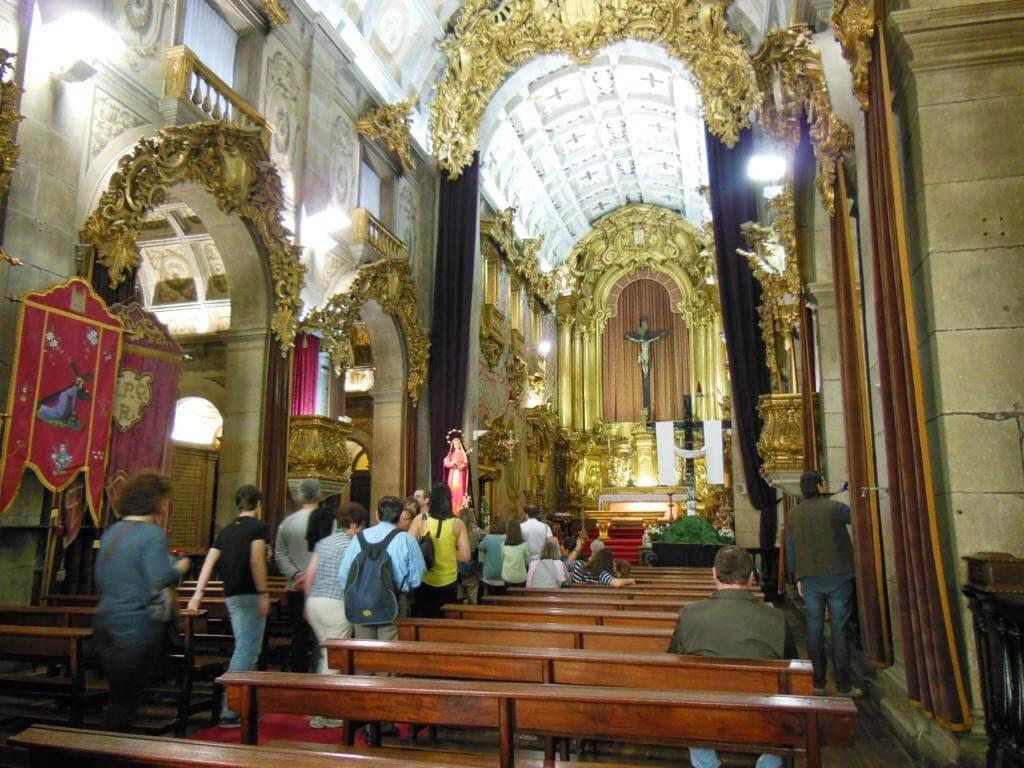 Igreja de Santa Cruz (Iglesia de la Santa Cruz)