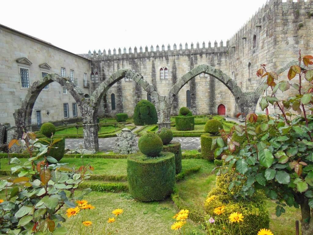 ¿Qué ver en Braga en un día? Jardín de Santa Bárbara