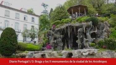 ¿Qué ver en Braga en un día?