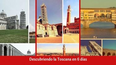 ¿Qué ver en la Toscana en 6 días?