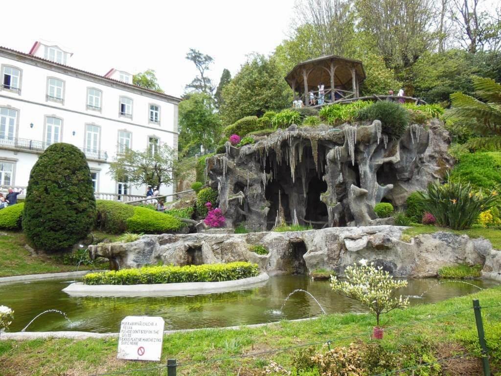 ¿Qué ver en Braga en un día? Recinto del Santuario Bom Jesus do Monte