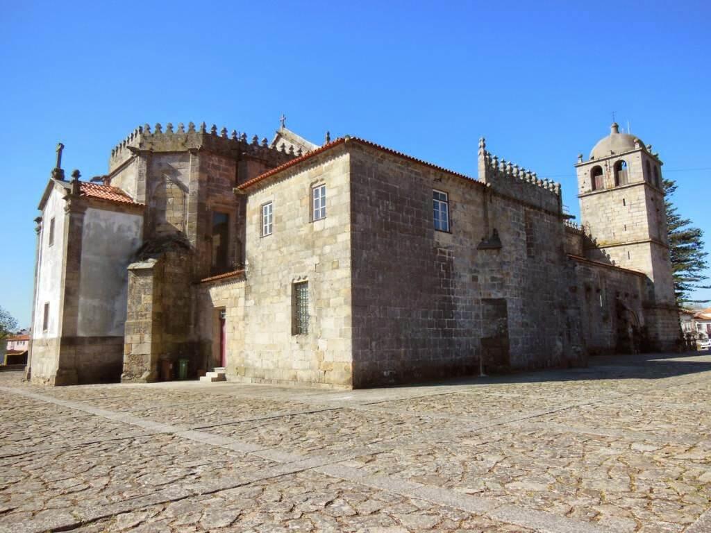 Igreja Matriz (Iglesia Madre) de Vila do Conde