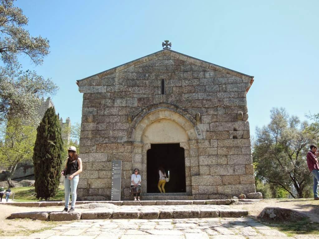 Capela de São Miguel (Iglesia de San Miguel)