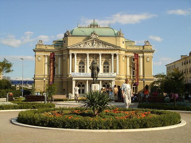 Teatro Nacional Croata Ivan Zajc