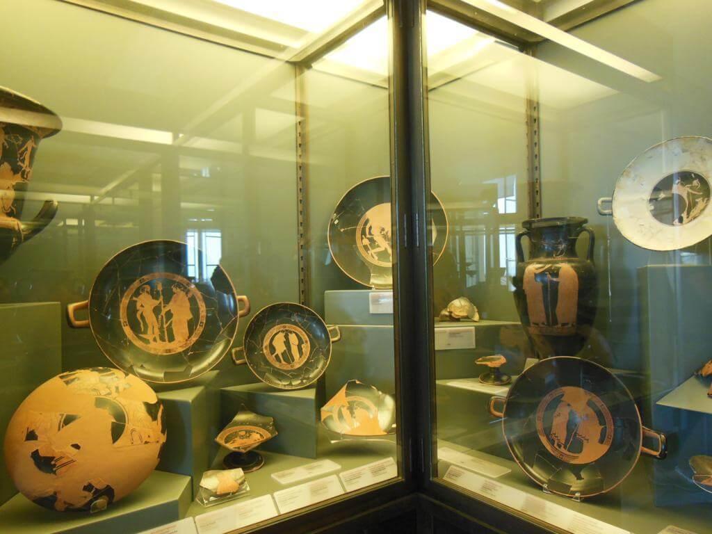 Arte etrusco en los Museos Vaticanos