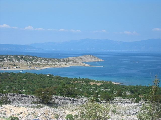 Bahía de Rijeka (Croacia)