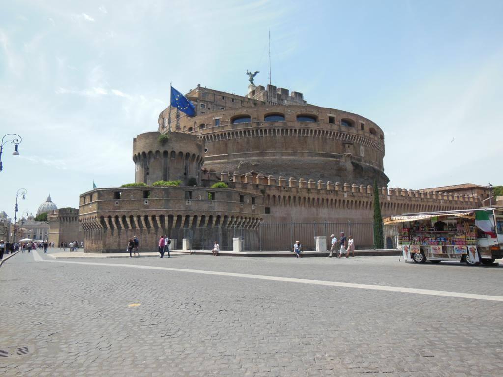 Castillo de Sant'Angelo (Castel Sant'Angelo)