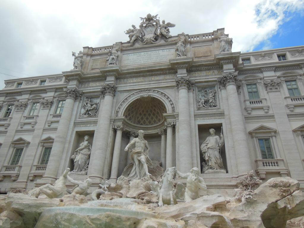Fontana de Trevi