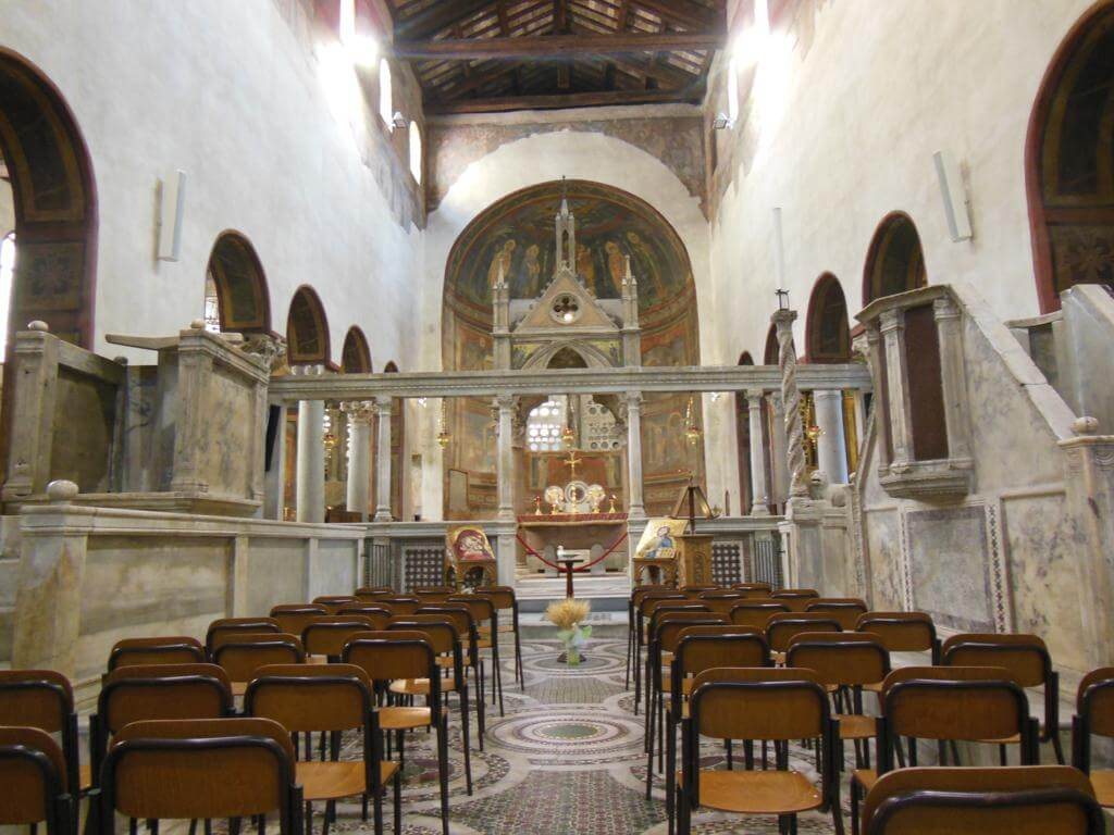 Iglesia de Santa María in Cosmedin