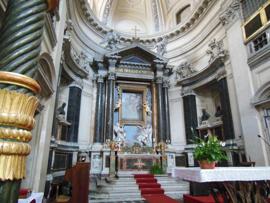 Iglesia de Santa María in Montesanto
