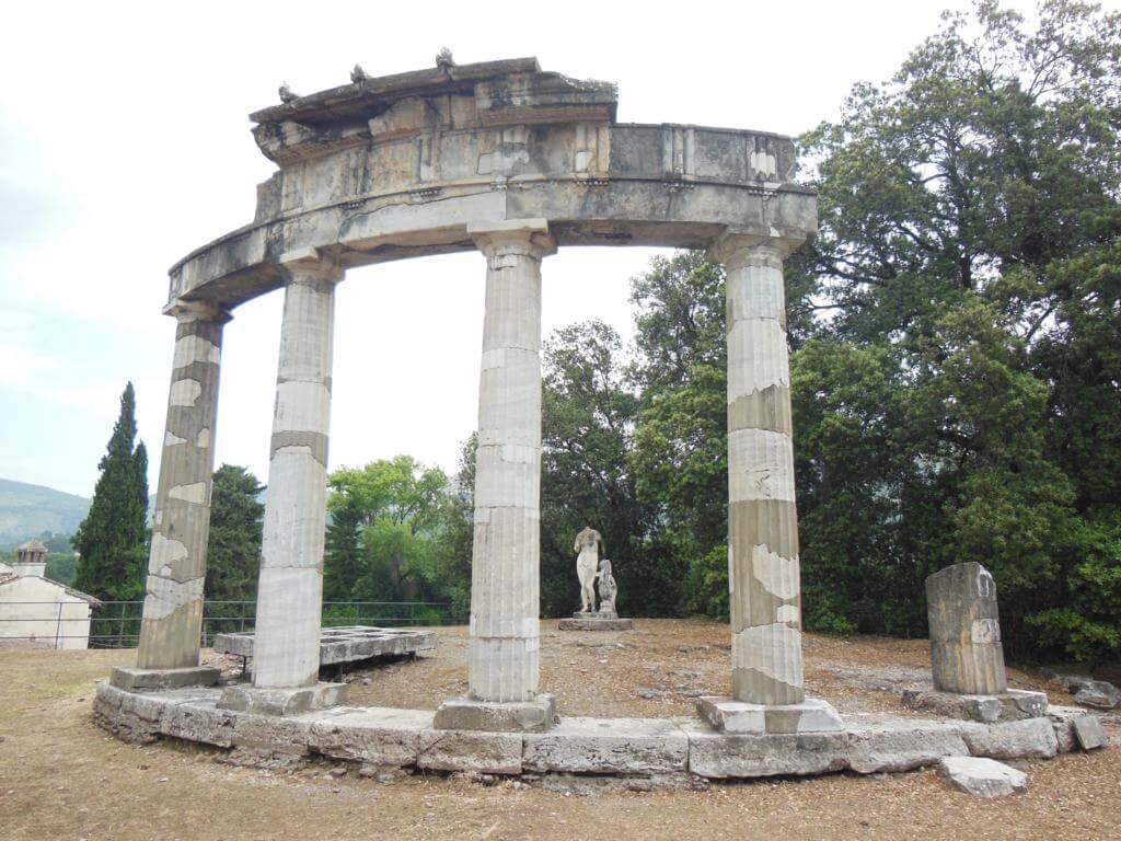 Templo Circular de Venus