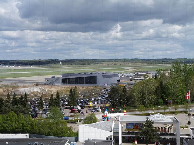 Aeropuerto de Billund by @wikimedia