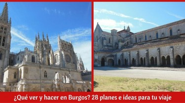 ¿Qué ver y hacer en Burgos? 28 planes e ideas para tu viaje