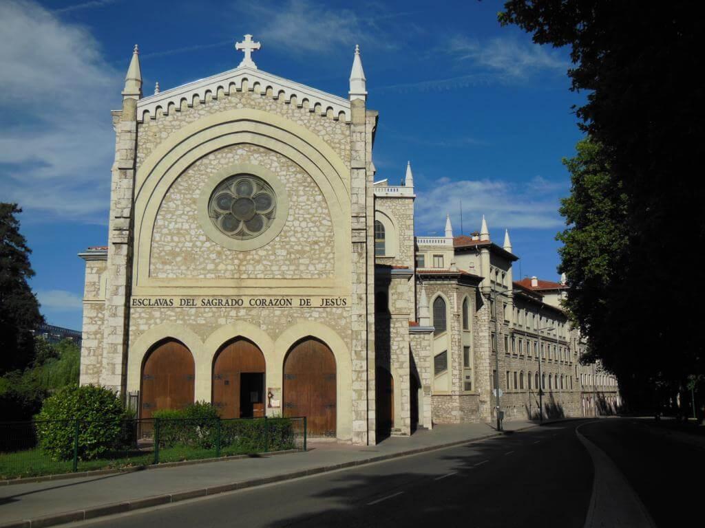 Convento Esclavas del Sagrado Corazón de Jesús