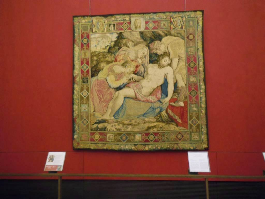 Francesco Salviati: obra Deposizione Dalla Croce