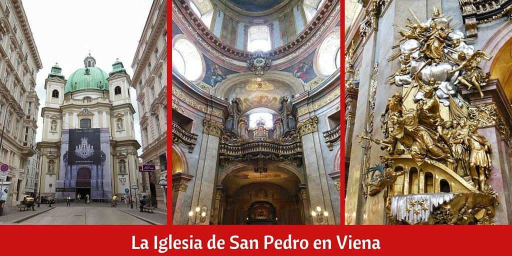 Iglesia De San Pedro En Viena El Templo De Los 2 Incendios