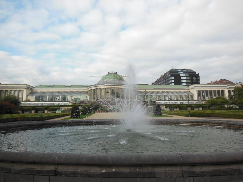 El Jardín Botánico, uno de los parques más bonitos de Bruselas