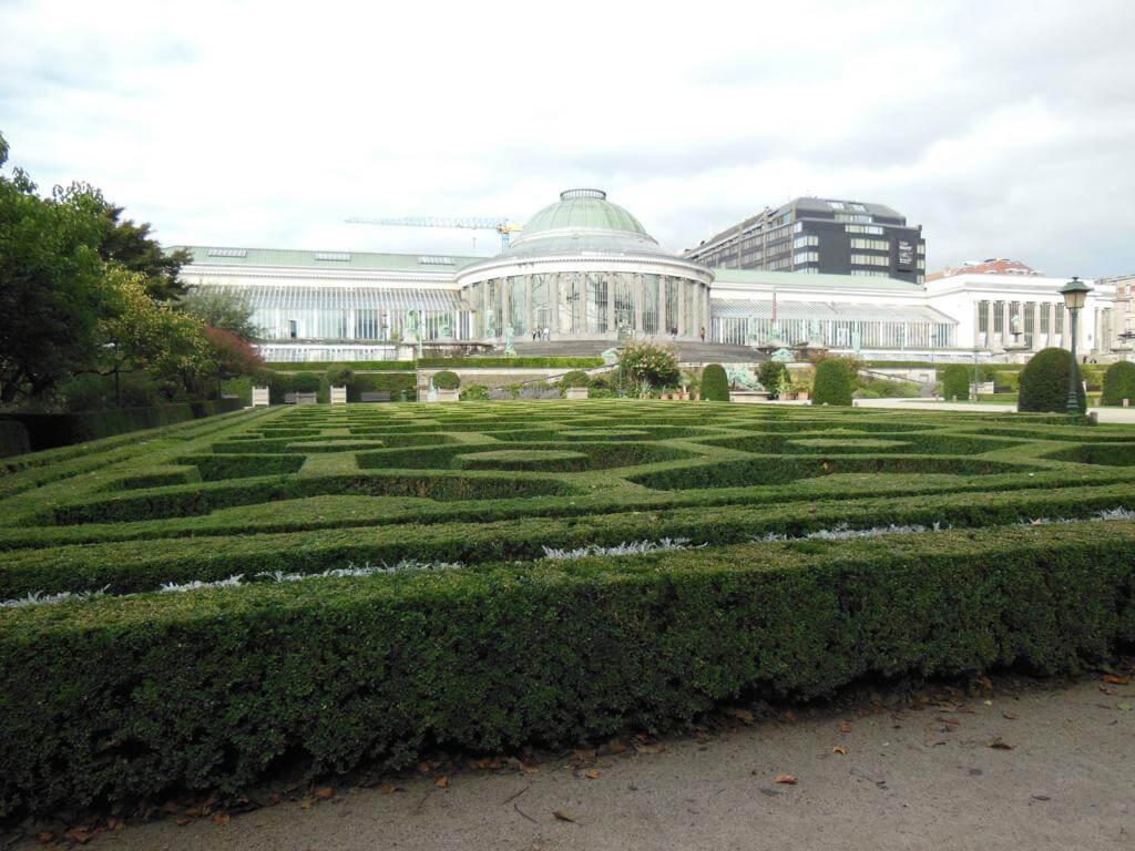 Jardin botanique de Bruxelles