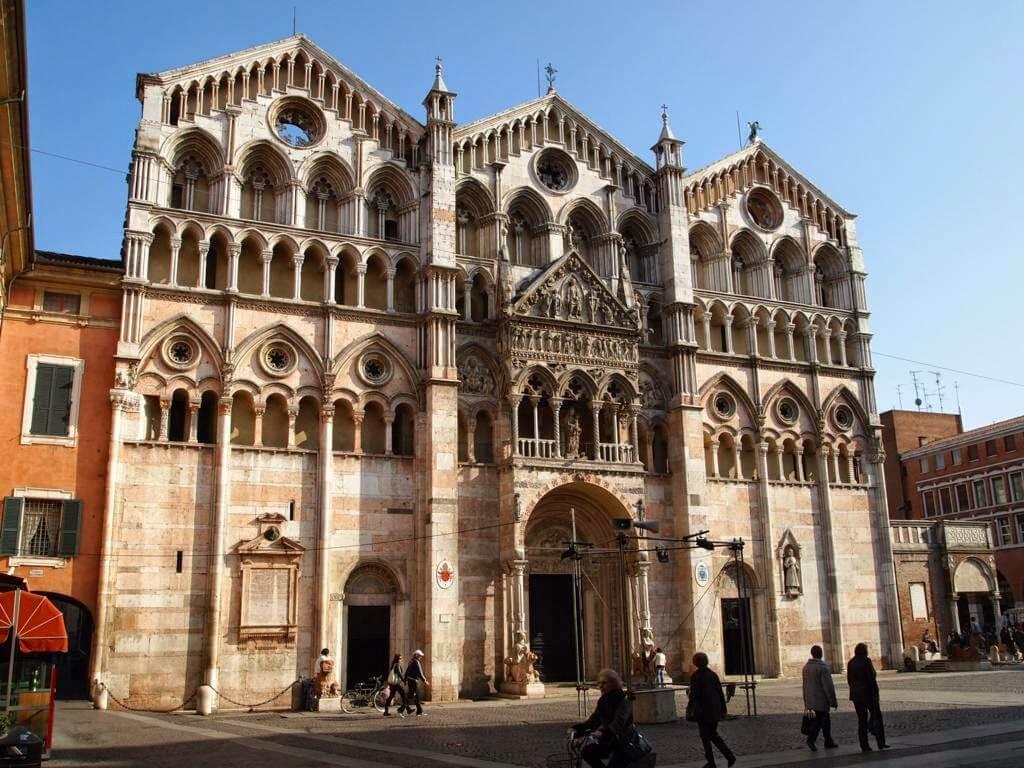 Catedral de Ferrara (Cattedrale di Ferrara)