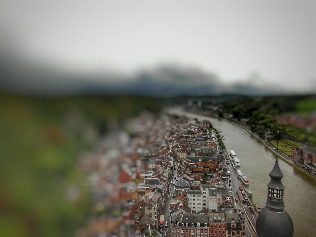 Fotografía con Snapseed con HDR y desenfoque