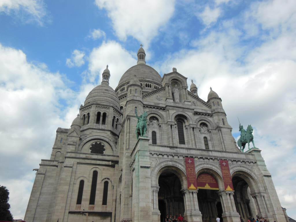 Basílica del Sagrado Corazón de París (Sacré Coeur)