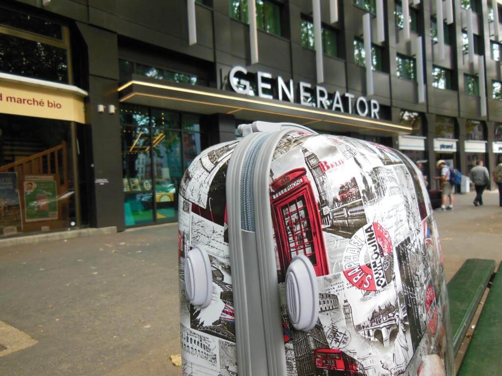 ¿Cómo ir del Aeropuerto de Charles de Gaulle a Gare du Nord? Nos alojamos en el Generator París.
