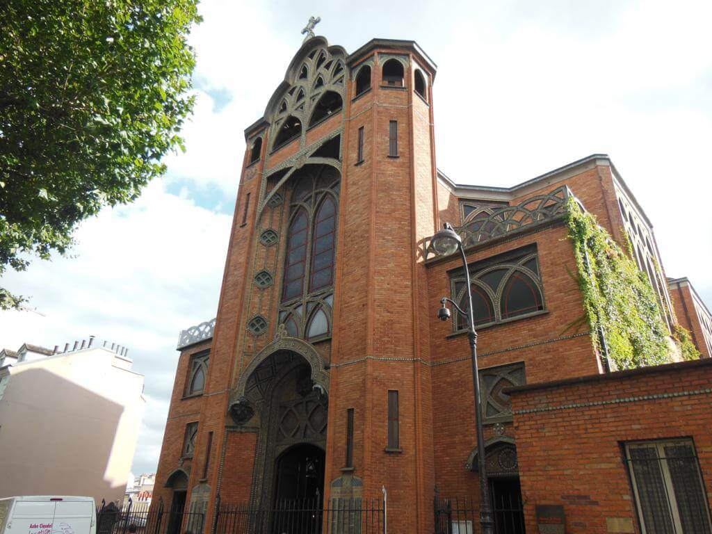 Iglesia Saint Jean de Montmartre