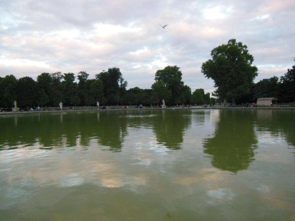 Jardín de las Tullerías (Jardin des Tuileries)