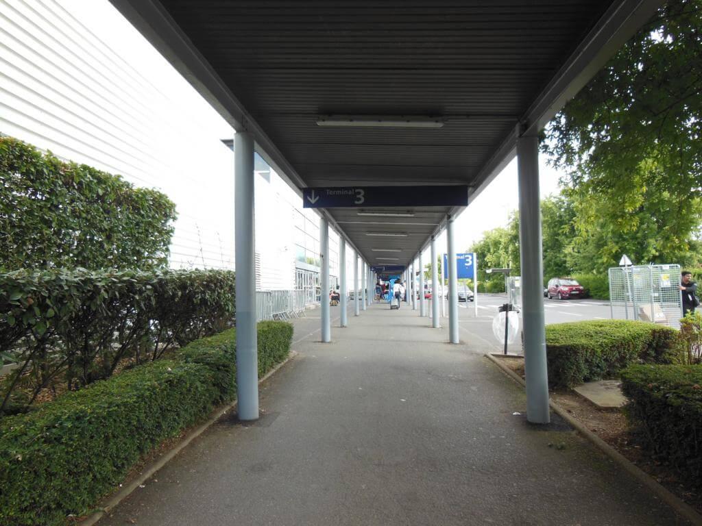¿Cómo ir del Aeropuerto de Charles de Gaulle a Gare du Nord? salida terminal.
