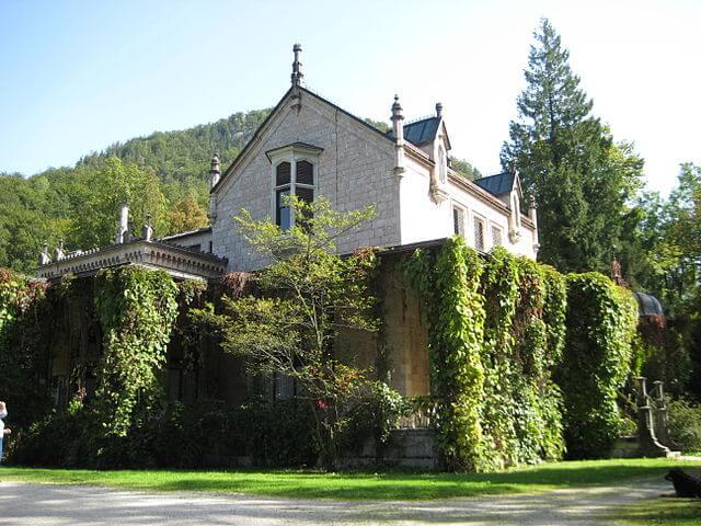 Casa del Té en Bad Ischl @Wikimedia