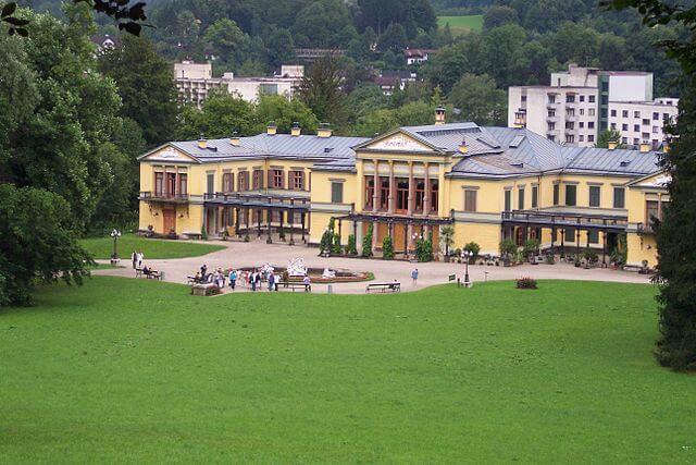 Kaiservilla en Bad Ischl @Wikimedia