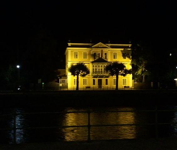 Leharvilla en Bad Ischl @Wikimedia