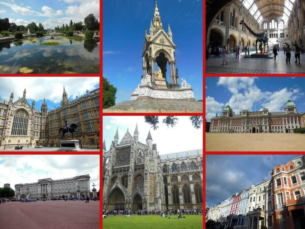 ¿Qué ver en Londres en 4 días? Monumentos