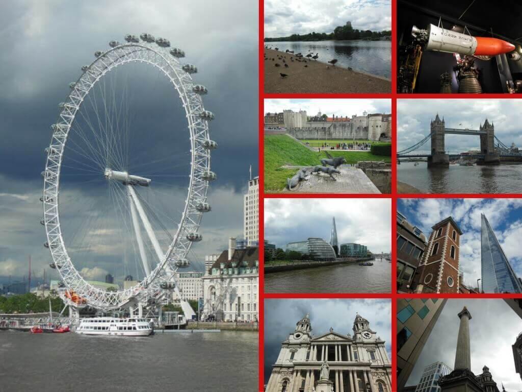 ¿Qué ver y hacer en Londres? Arquitectura