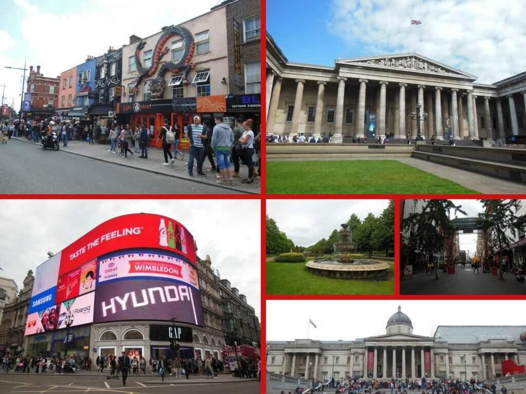 ¿Qué ver y hacer en Londres? Espectáculos callejeros