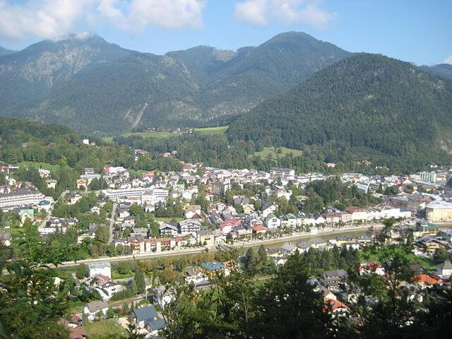 Qué ver y hacer en Bad Ischl (Austria) @Wikimedia