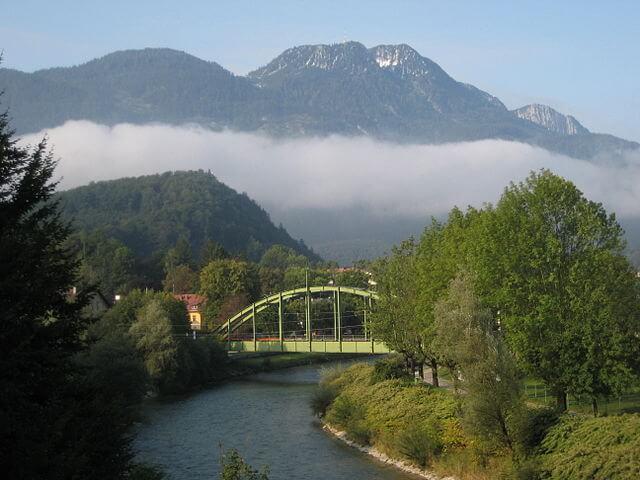 Qué ver y hacer en Bad Ischl: disfrutar del Río Traun @Wikimedia