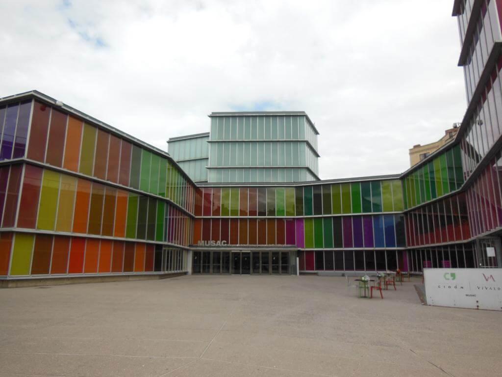 MUSAC (Museo de Arte Contemporáneo de Castilla y León)