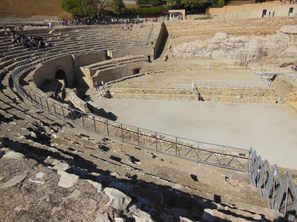 ¿Qué ver en Tarragona en un día? el Anfiteatro