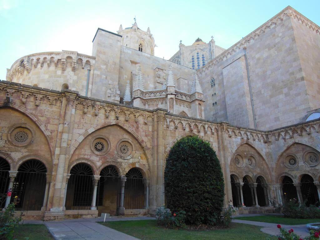 Claustro de la Catedral de Tarragona