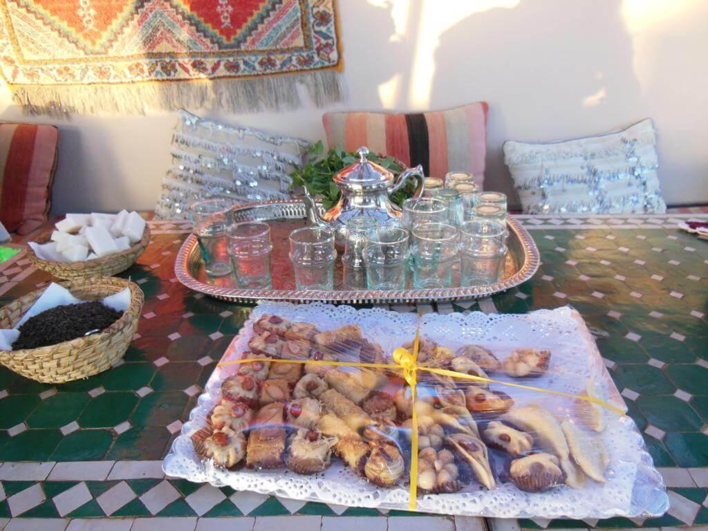 Prueba Gymkana Viajes Marrakech: el gusto