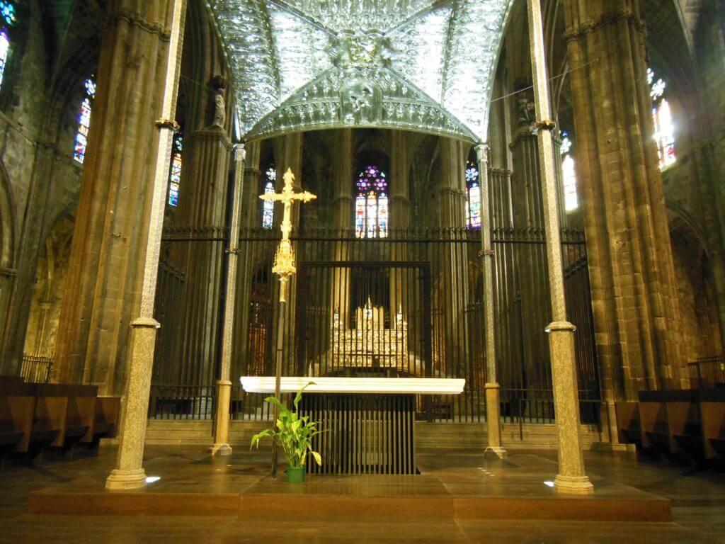 Interior de la Catedral de Girona