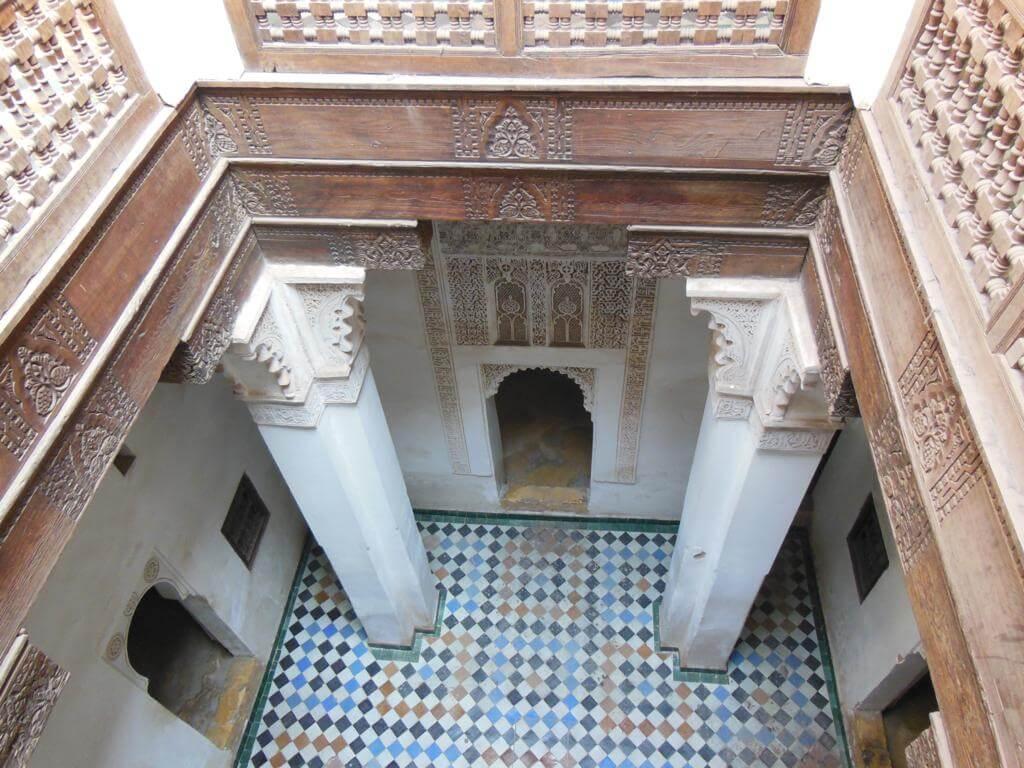 ¿Qué ver en Marrakech en tres días? La Medersa Ben Youssef