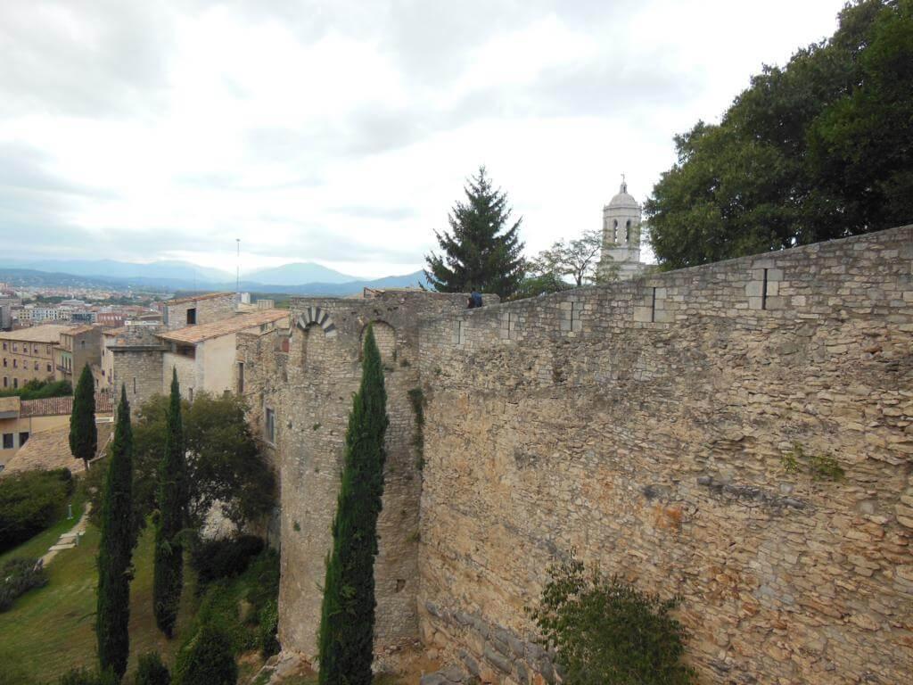 Las Murallas de Girona