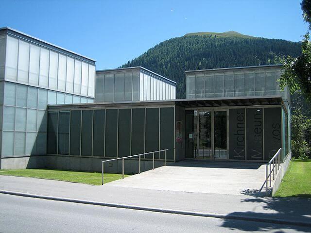 Museo de Kirchner en Davos @Wikimedia
