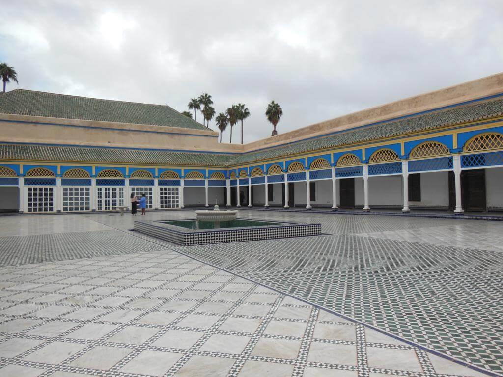 ¿Qué ver en Marrakech en tres días? Palacio de la Bahía